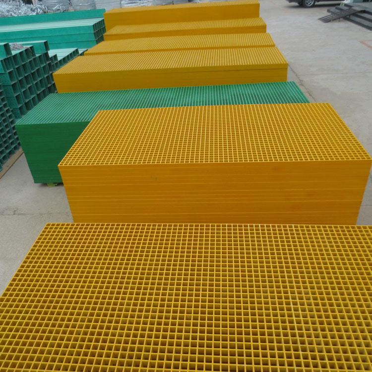 化工厂玻璃钢格栅板
