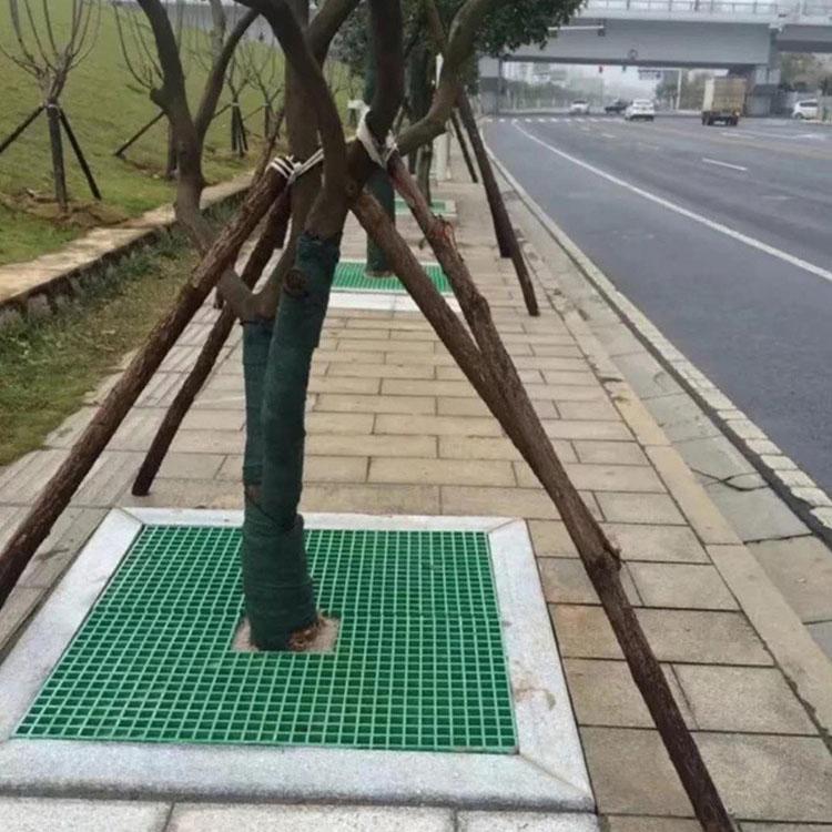 玻璃钢格栅树篦子生产厂家