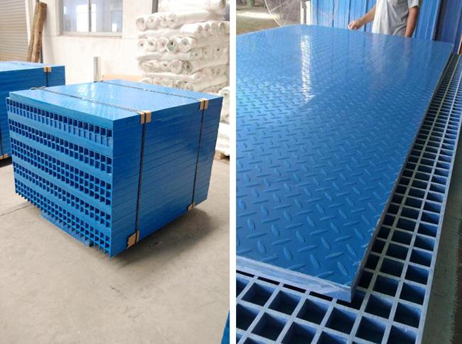 玻璃钢格栅盖板生产厂家