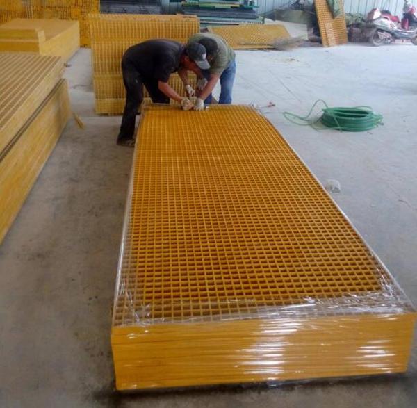 洗车房玻璃钢格栅供货厂家