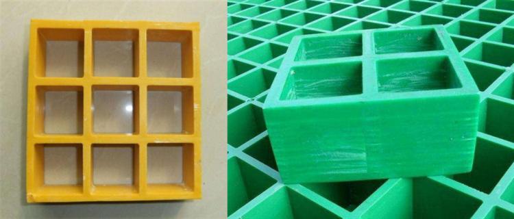 可定制防腐蚀化工厂玻璃钢格栅